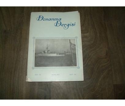 DONANMA DERGİSİ CİLT - 76 NİSAN - 1963 SAYI -441