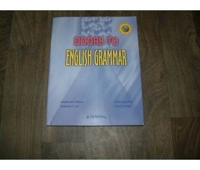 DOORST TO ENGLISH GRAMMAR FAHRİ APAYDIN