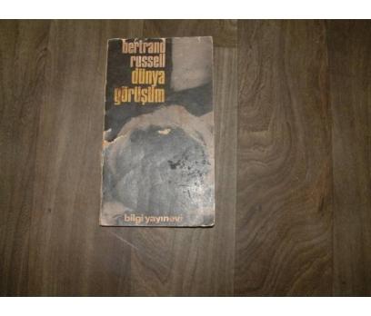 DÜNYA GÖRÜŞÜM BERTRAND RUSSELL - 1970
