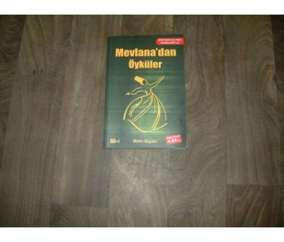 MEVLANADAN ÖYKÜLER METİN BAYDIN - 2008