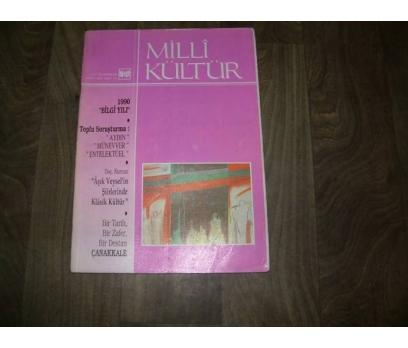 MİLLİ KÜLTÜR  S. 70- 1990 AYDIN MÜNEVVER ENTELEK