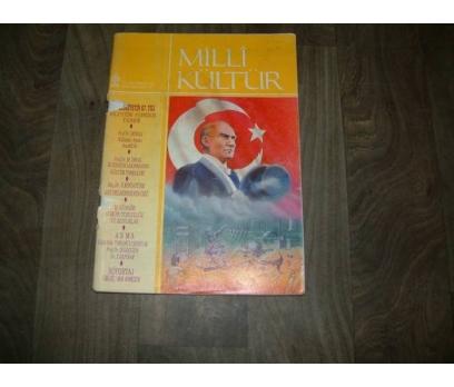 MİLLİ KÜLTÜR  S. 77- 1990 AHİ FELSEFENİN ÖZÜ