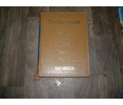 NE OLACAĞIM - 500 - MESLEK - 1973