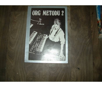 ORG METODU 2 NEDİM ÇALIM - 1989