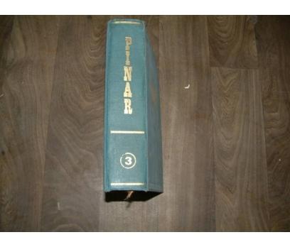 PINAR AYLIK KÜLTÜR VE SANAT DERGİSİ CİLT 3 -1974