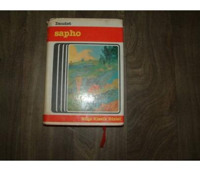 SAPHO  DAUDET BİLGE YAYINLARI- 1984