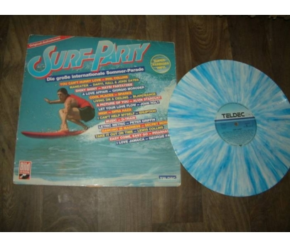 SURF PARTY DİE GROBE INTERNATIONALE   LP YABANCI