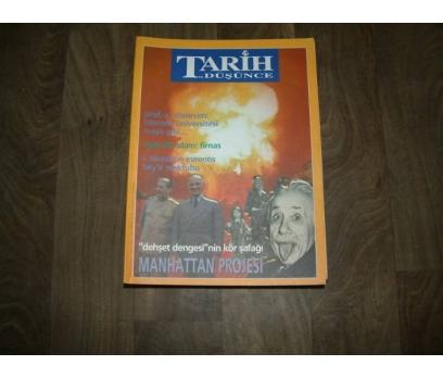 TARİH VE MEDENİYET MANHATTAN PROJESİ S -8 -2000