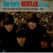 THE EARLY BEATLES,  LP TEMİZ