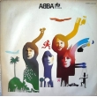 ABBA, THE ALBUM, LP TEMİZ