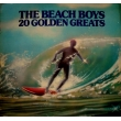 BEACH BOYS 20 GOLDEN GREATS , LP TEMİZ