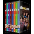 The Big Bang Theory (Seasons 1-8)