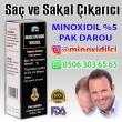 Minoxidil PAK DAROU - 10 Adet - Kargo Bizden